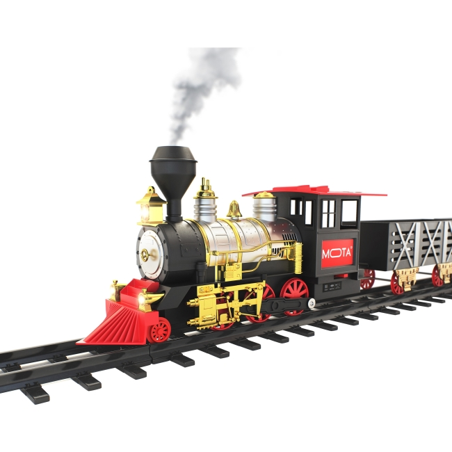 MOTA Classic Holiday Toy Train Set by MOTA