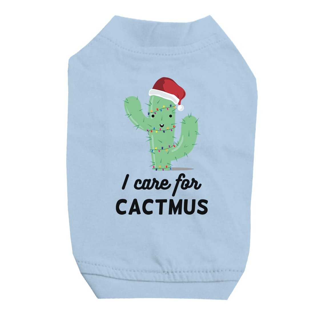 Care For Cactmus Pet Shirt for Small Dogs