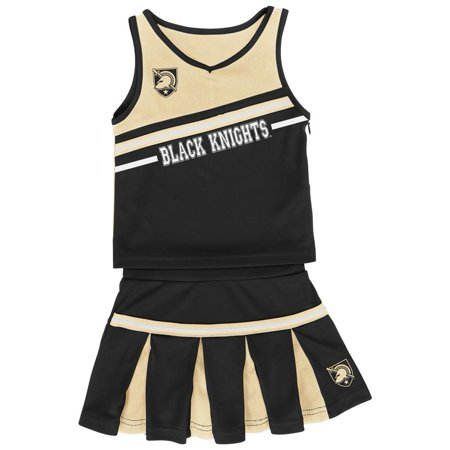 Infant Girls' Army Black Knights Cheerleader Outfit for $<!---->