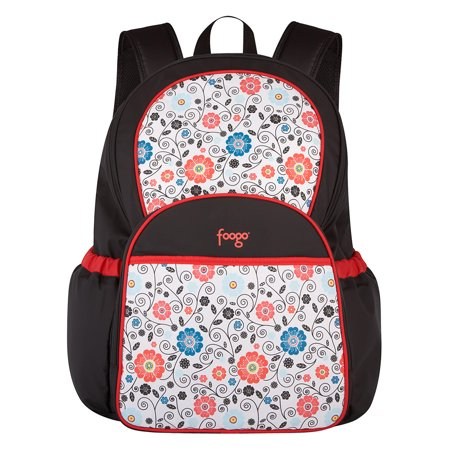 thermos foogo diaper bag backpack tote insulated with baby changing mat laundry for mom. Black Bedroom Furniture Sets. Home Design Ideas