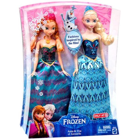 Disney Frozen Anna & Elsa of Arendelle Exclusive 11