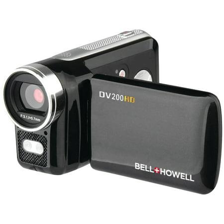 Bell+Howell DV200HD 5.0-Megapixel DV200HD 720p HD Digital Video Camcorder