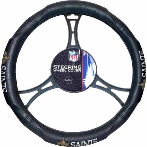 NFL Steering Wheel Cover, Saints
