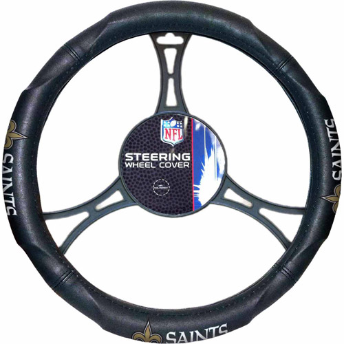 NFL Steering Wheel Cover, Saints