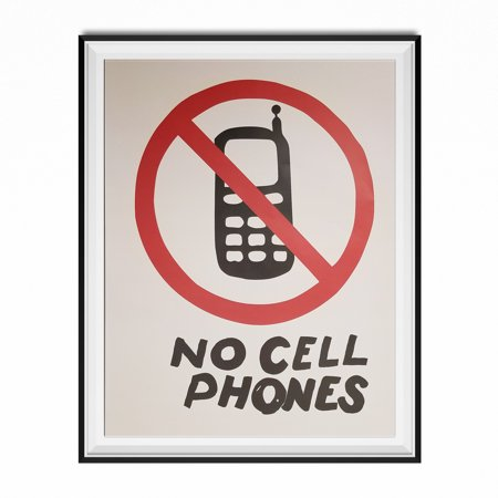 No Cell Phones Luke