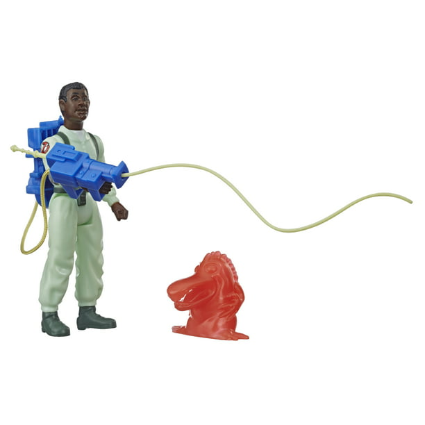 Ghostbusters Kenner Classics Winston Zeddemore and Chomper Ghost