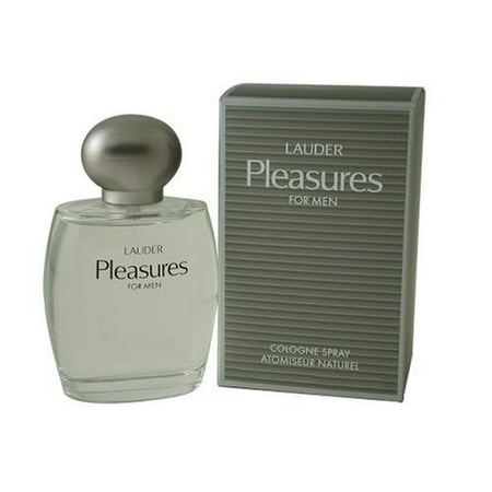 Pleasures by Estee Lauder Cologne for Men Spray 3.4 oz - Estee Spray Cologne