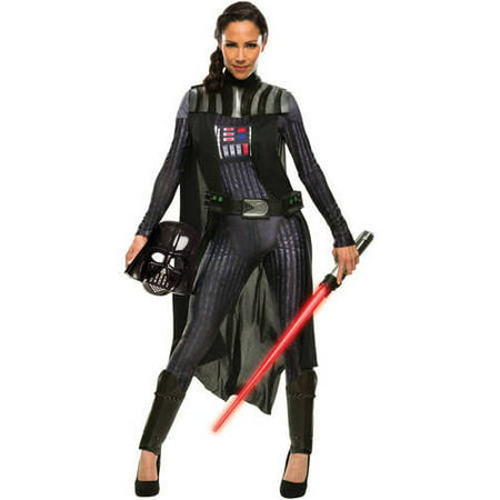 star wars darth vader adult jumpsuit halloween costume - Halloween Darth Vader
