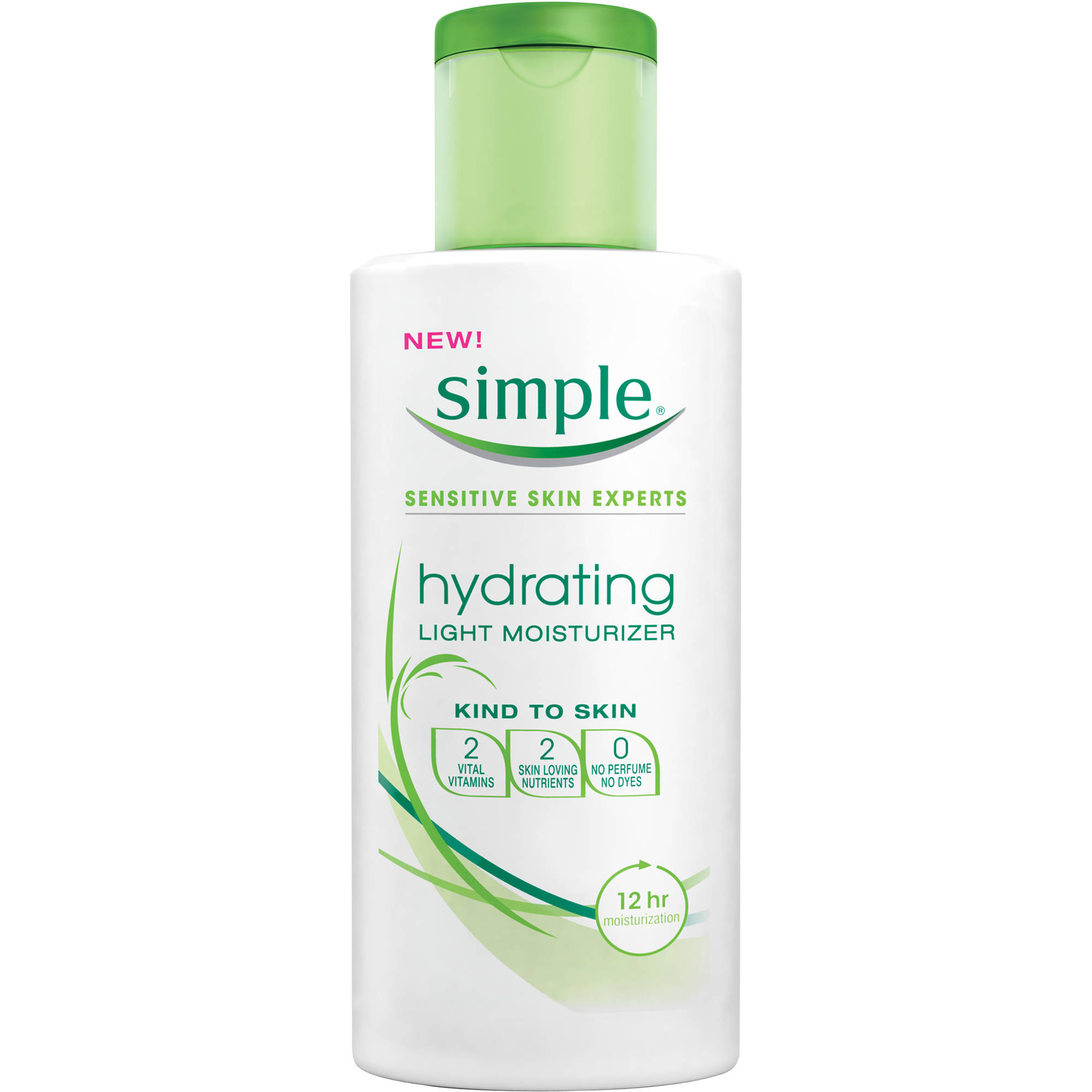 Simple Hydrating Light Moisturizer, 4.2 oz