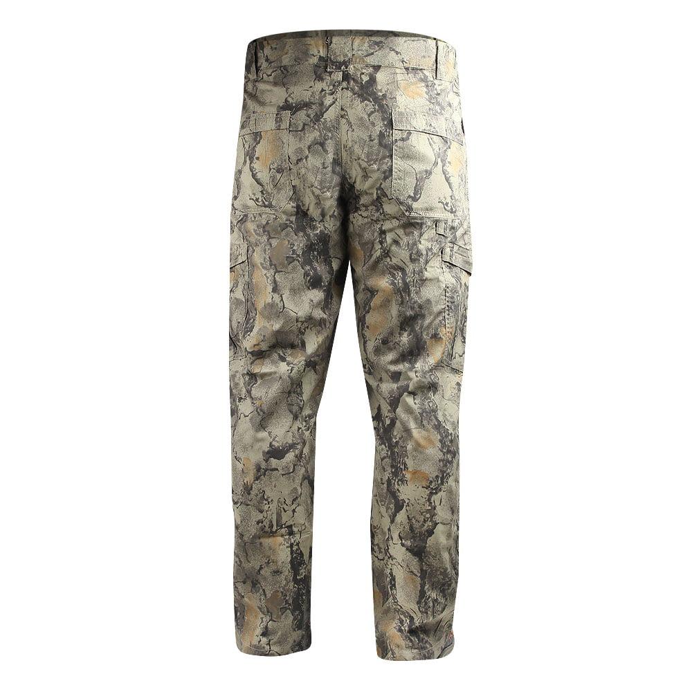 Natural Gear Lightweight 6 Pocket Pant (XL)- Natural Camo by