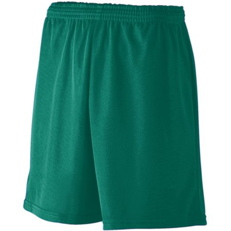 Augusta Youth Mini Mesh League Short D.Green Xs - image 1 of 1