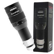 NEBO 6311 Transport DC 12V Rechargeable LED Flashlight 125 Lumen - Black