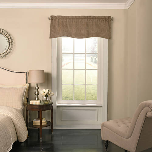 Beautyrest Barrou Room Darkening Wave Window Valance by Ellery Homestyles