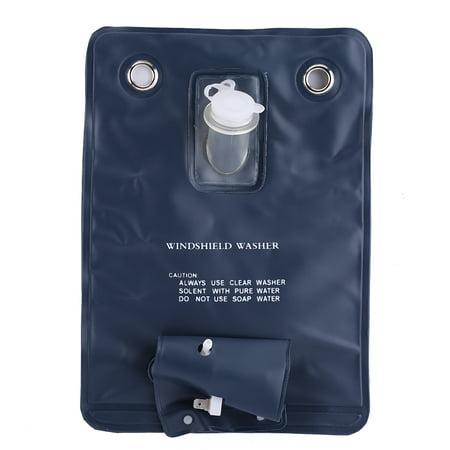 ef1e508e8fa Yosoo 12V Universal Windshield Washer Pump Bag Kit With Jet Button Switch  for Classic Cars Washer Pump Bag - Walmart.com