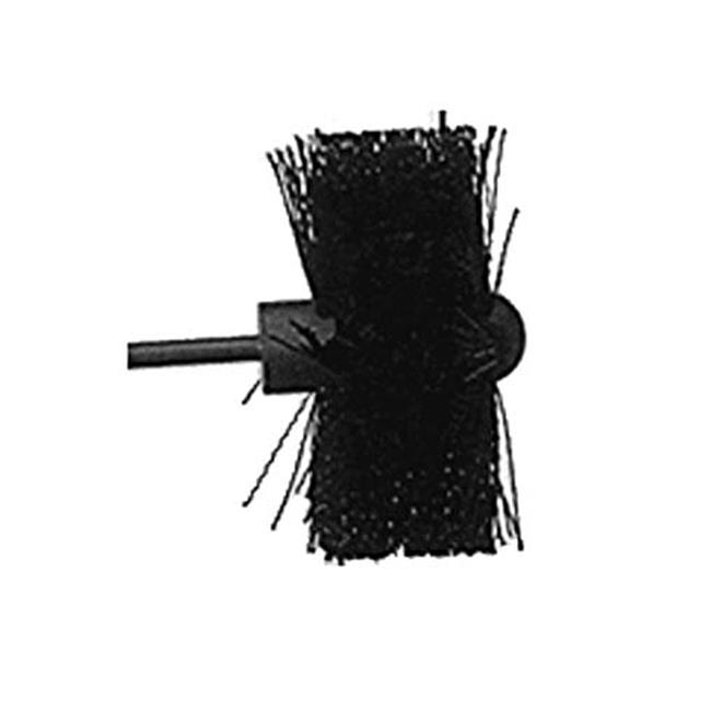 AW Perkins ES05 5;; Pellet Stove Brush - Twisted Wire Cen...