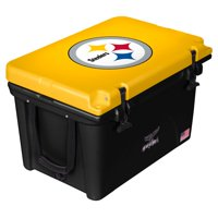 Pittsburgh Steelers ORCA 40-Quart Hard-Sided Cooler - Black/Yellow