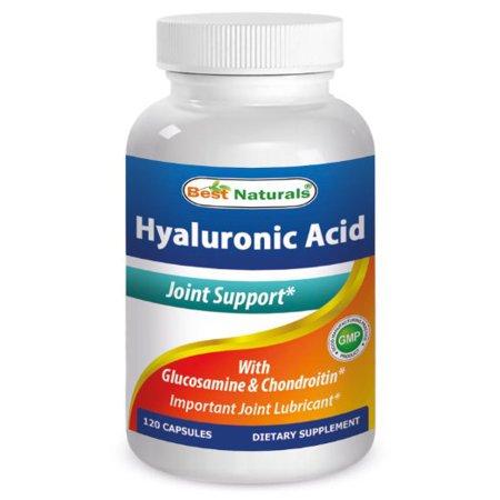 Best Naturals Acide Hyaluronique 100 120 capsules
