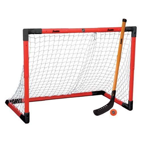 Franklin Sports Adjustable Hockey Goal Set