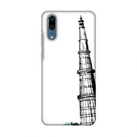 Huawei P20 Case, Premium Handcrafted Designer Hard Snap on
