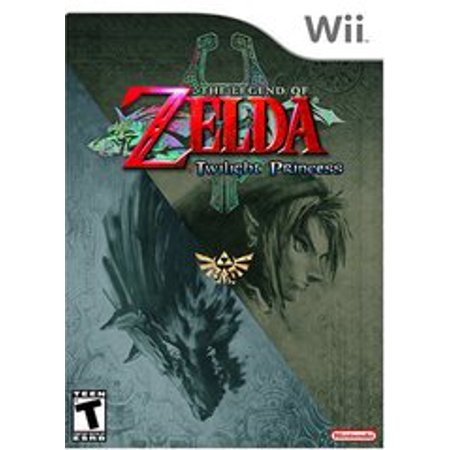 Legend Of Zelda Twilight Princess - Nintendo Wii