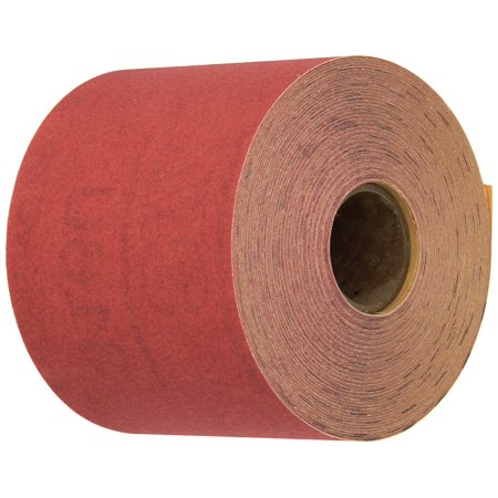 3m Company 3M-1682 Red Abrasive Stikit Sheet Roll, 01682, 2 3/4 In X 25 Yd,