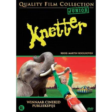 Bonkers ( Knetter ) ( Untitled Cinema Junior Project ) [ NON-USA FORMAT, PAL, Reg.2 Import - Netherlands ] (Project Import)