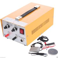 INTSUPERMAI Jewelry Welding Machine Lap Welder Pulse Sparkle Spot Welder Gold Silver Platinum