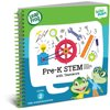LeapFrog LeapStart Pre-Kindergarten Activity Book: Pre-K STEM (Science, Technology, Engineering and Math) and Teamwork