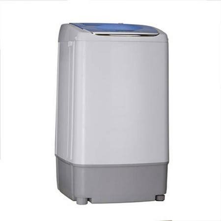 Midea 0.9 cubic foot Portable Washing Machine, White,
