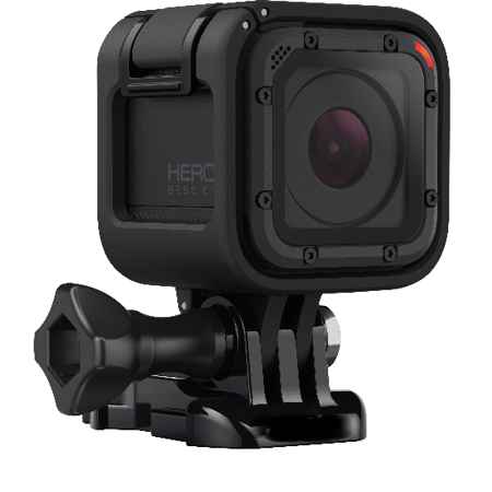 GoPro Hero 4 Session - Refurbished (Best Gopro For Night)