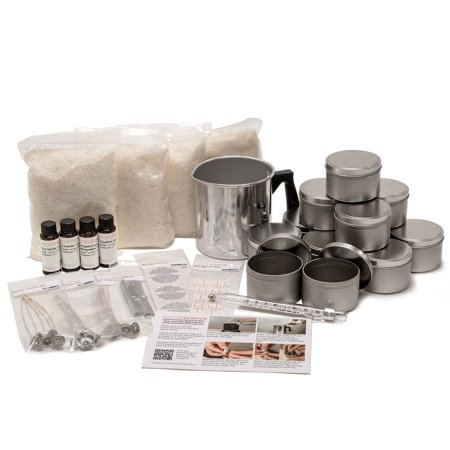 CandleScience Soy Candle Making Kit Candle Starter Kit Fragrance