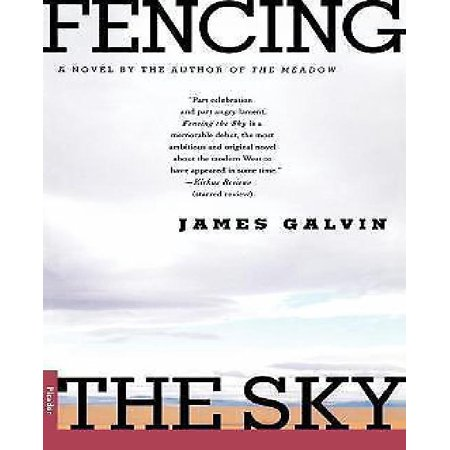 Fencing the Sky By Galvin, James - image 1 of 1
