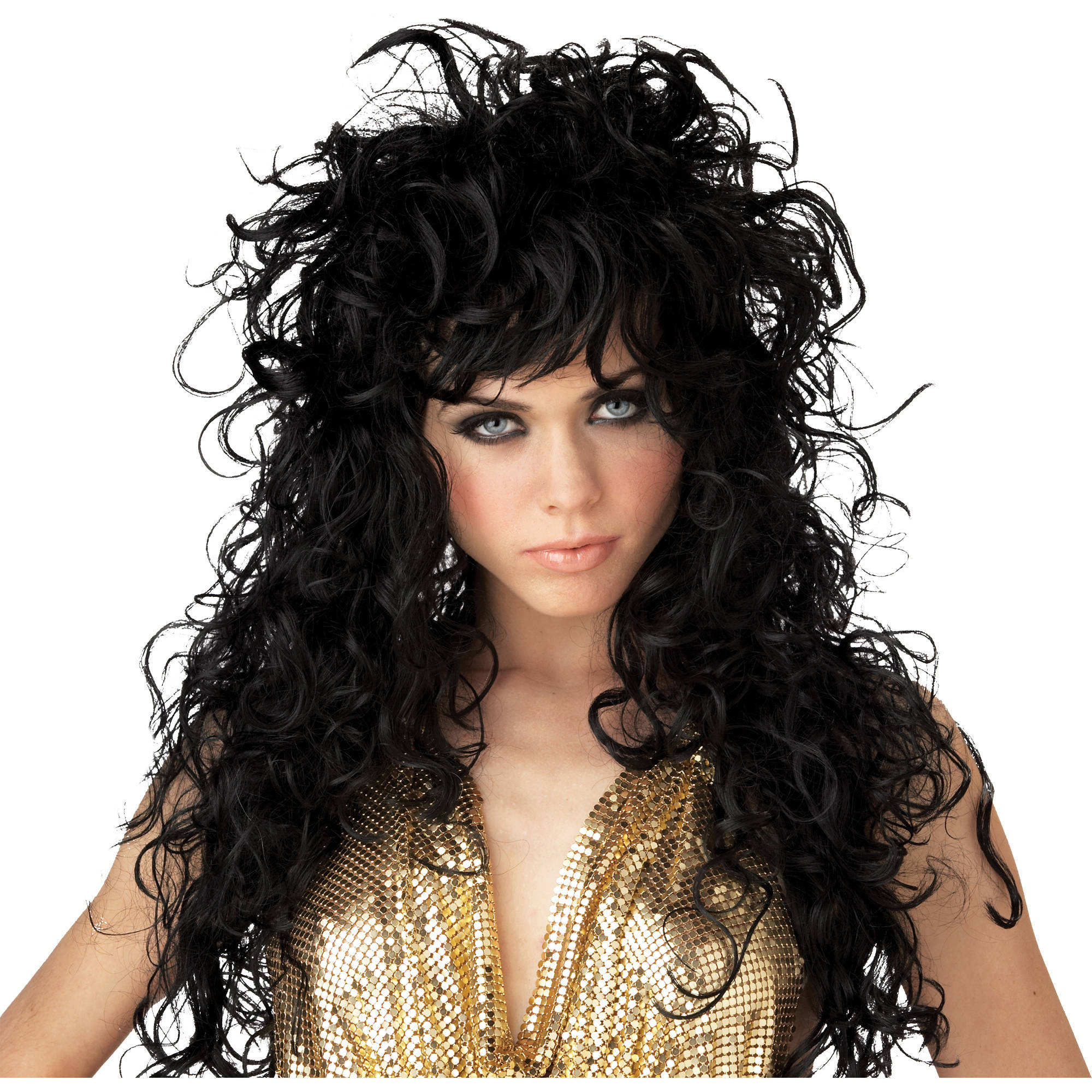 Seduction Wig Adult Halloween Accessory