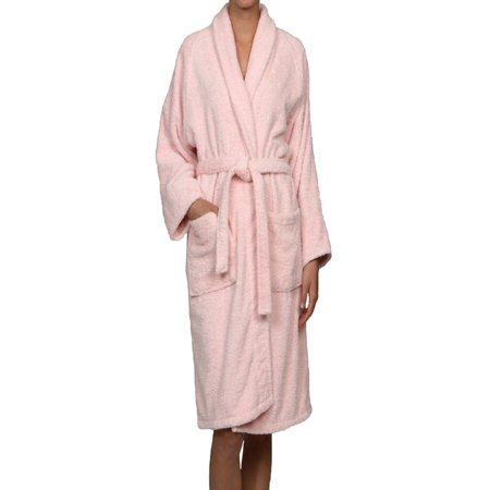 (Superior 100% Long-Staple Combed Cotton Bath Robe)