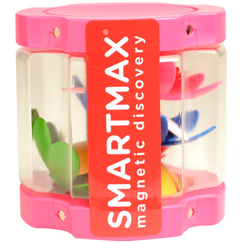 SmartMax Container, 4 Magnetic Flowers