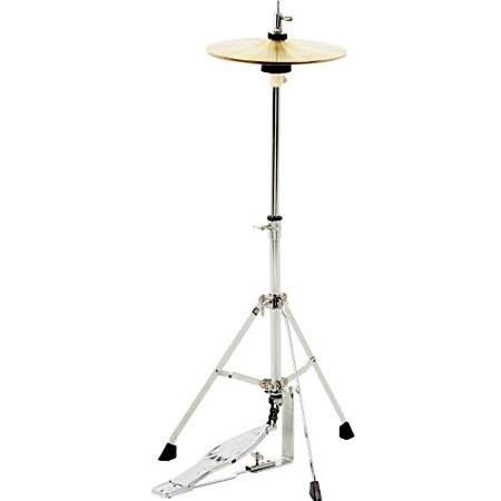 Hi-Hat Stand With Cymbal - Junior Size / Perfect For Children'S Drum