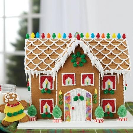Wilton Giant Gingerbread Manor Kit - Walmart.com