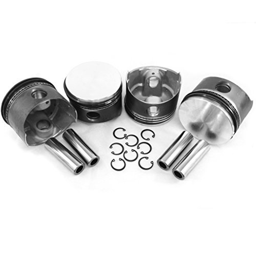 AA Performance Products VW 90.5MM Type 1 Piston Set 1776cc