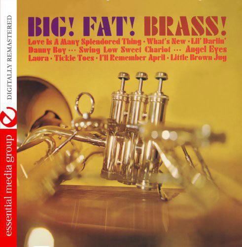 Surrey Brass - Big Fat Brass [CD]