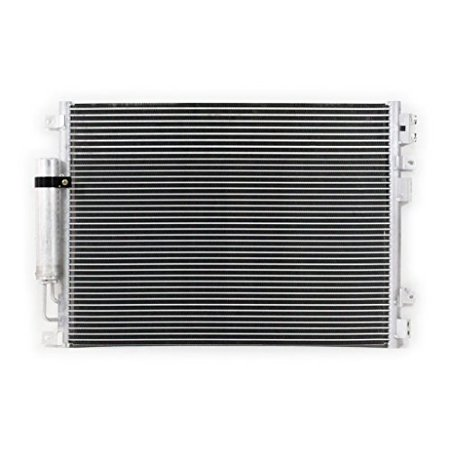 A-C Condenser - Pacific Best Inc For/Fit 3237 05-10 Chrysler 300 12-14 300 Sedan 08-16 Dodge Challenger 06-09 Charger 12-16 Charger