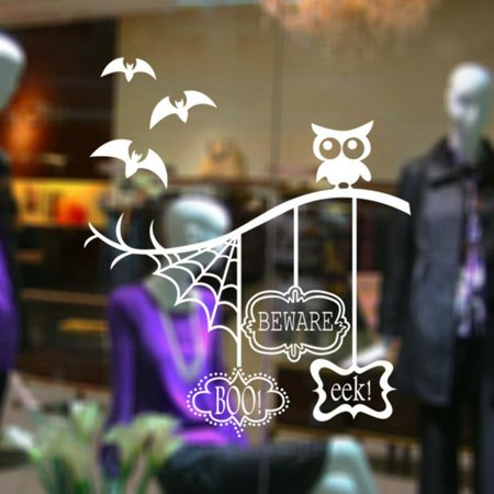 Decorate Living Room For Halloween (Mosunx Halloween Background Decorated Living Room Bedroom Wall)