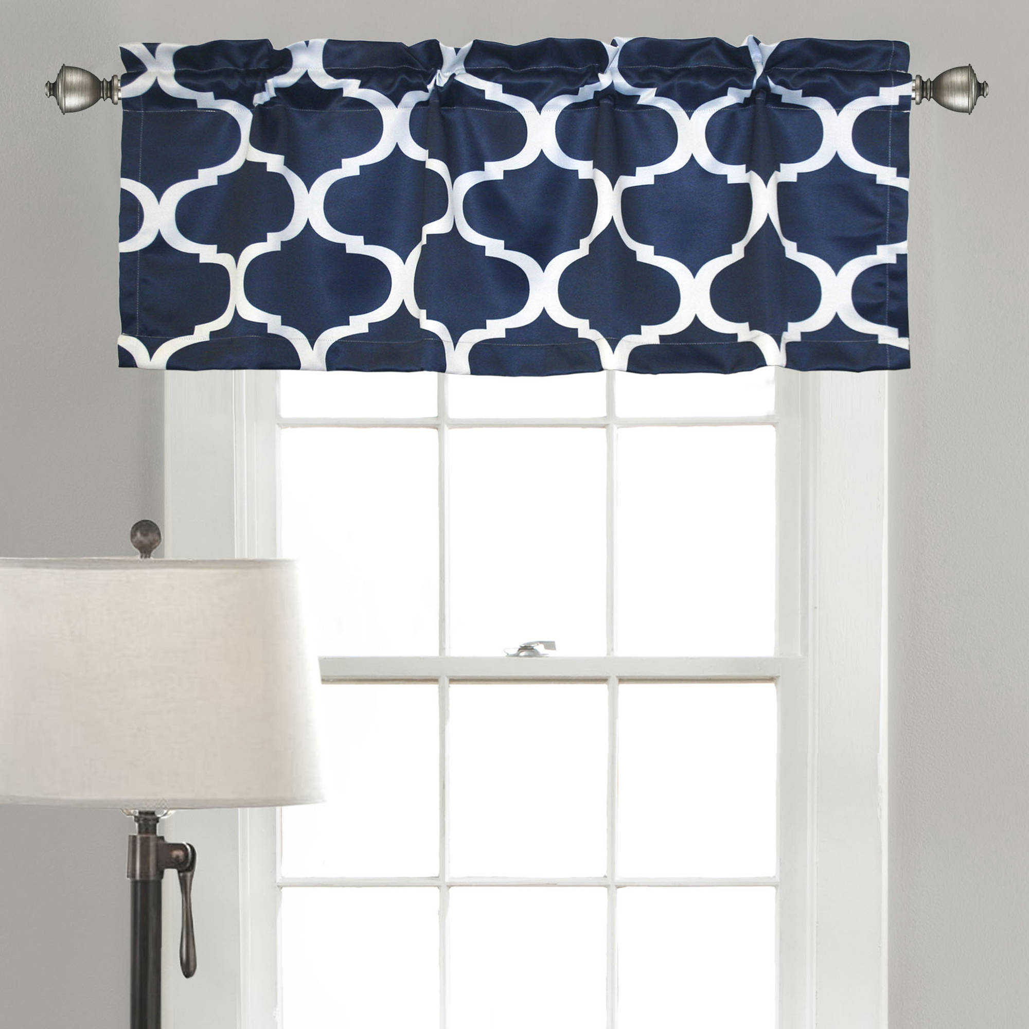 Geo Window Valance