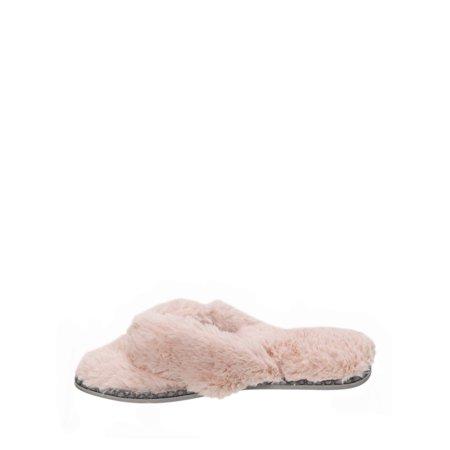 Dearfoams Women's Pile Thong Slippers