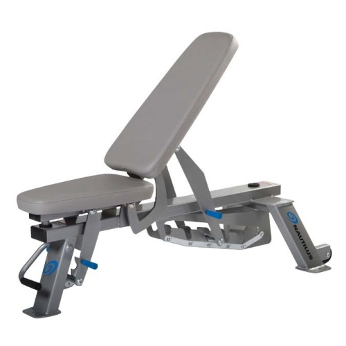 Nautilus 0-90 Degree Adjustable Utility Bench