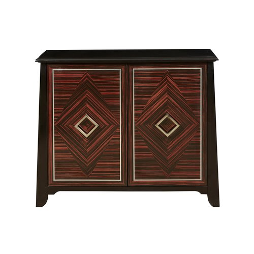 Accentrics Home Downtown Bar Cabinet