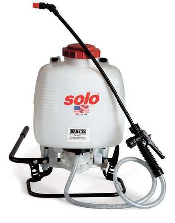 Solo 3-Gallon Backpack Sprayer, 473P by Solo