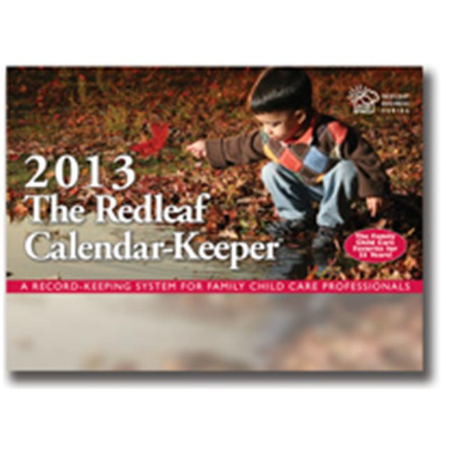 Redleaf Press 100013 Redleaf Calendar-Keeper 2013