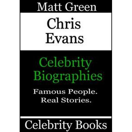 Chris Evans: Celebrity Biographies - eBook - Chris Evans Halloween Party