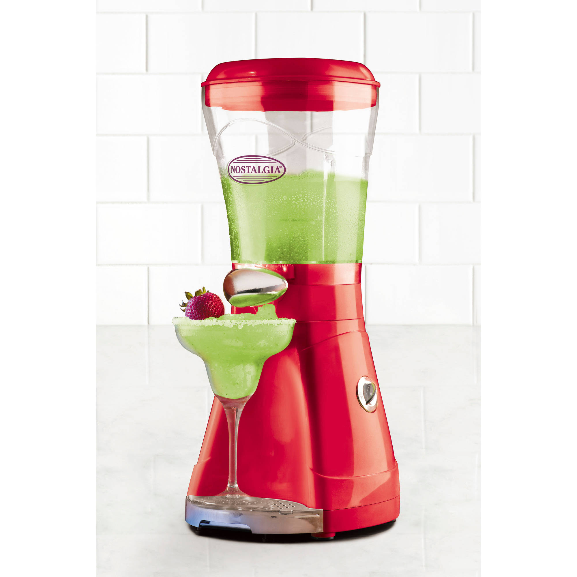Nostalgia Electrics 64-Ounce Margarita & Slush Maker, MSB64