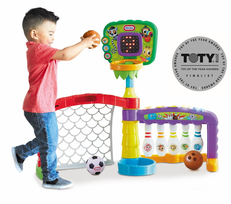 Little Tikes 3-in-1 Sports Zone by Little Tikes